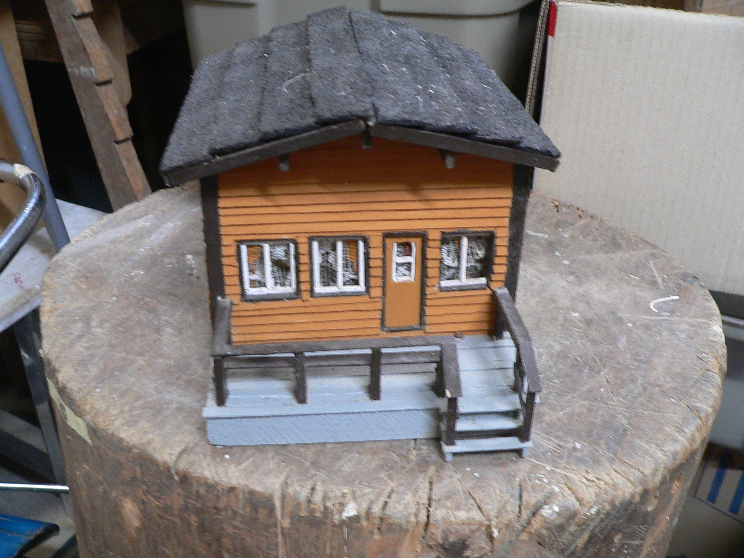 Belle petite maison vintage # 7403