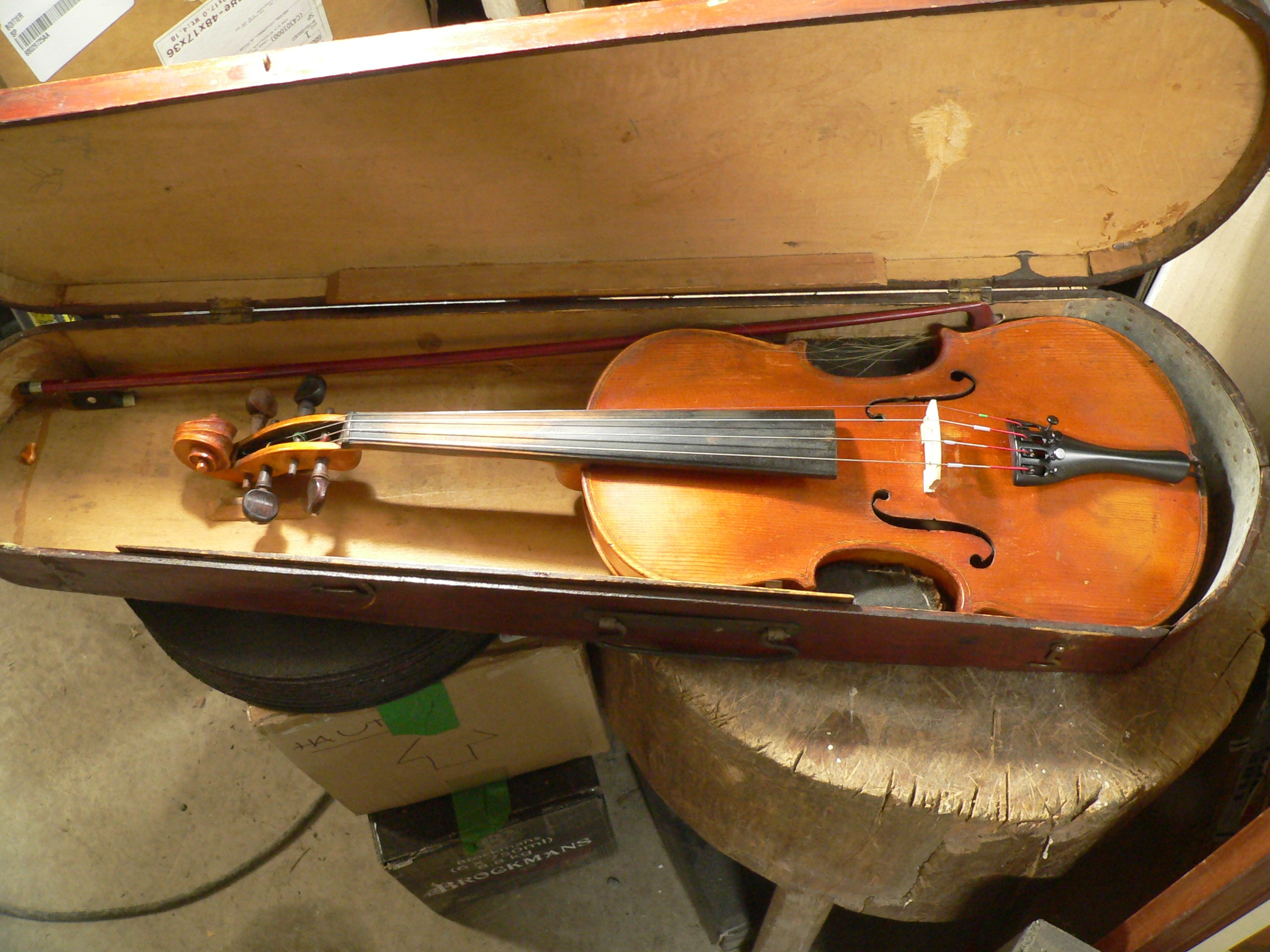Violon antique # 7973.1