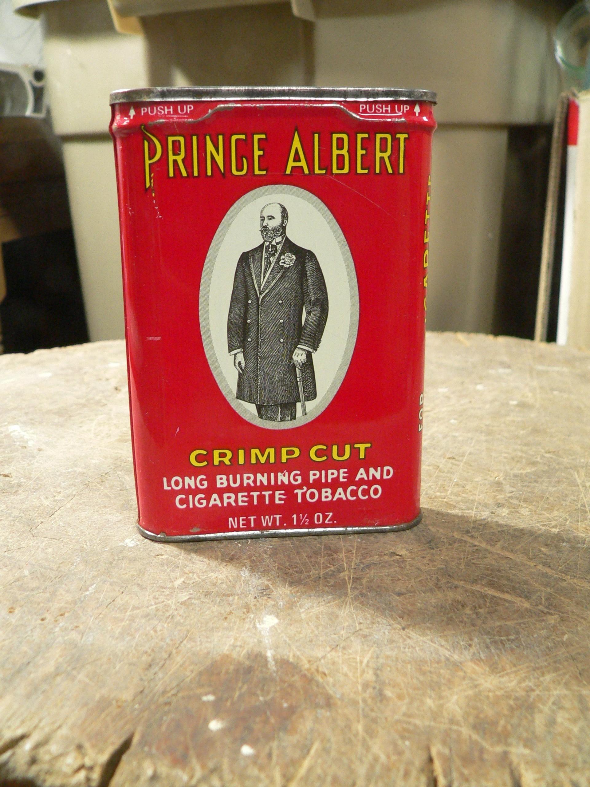 Boite de tabac prince albert # 8005.11