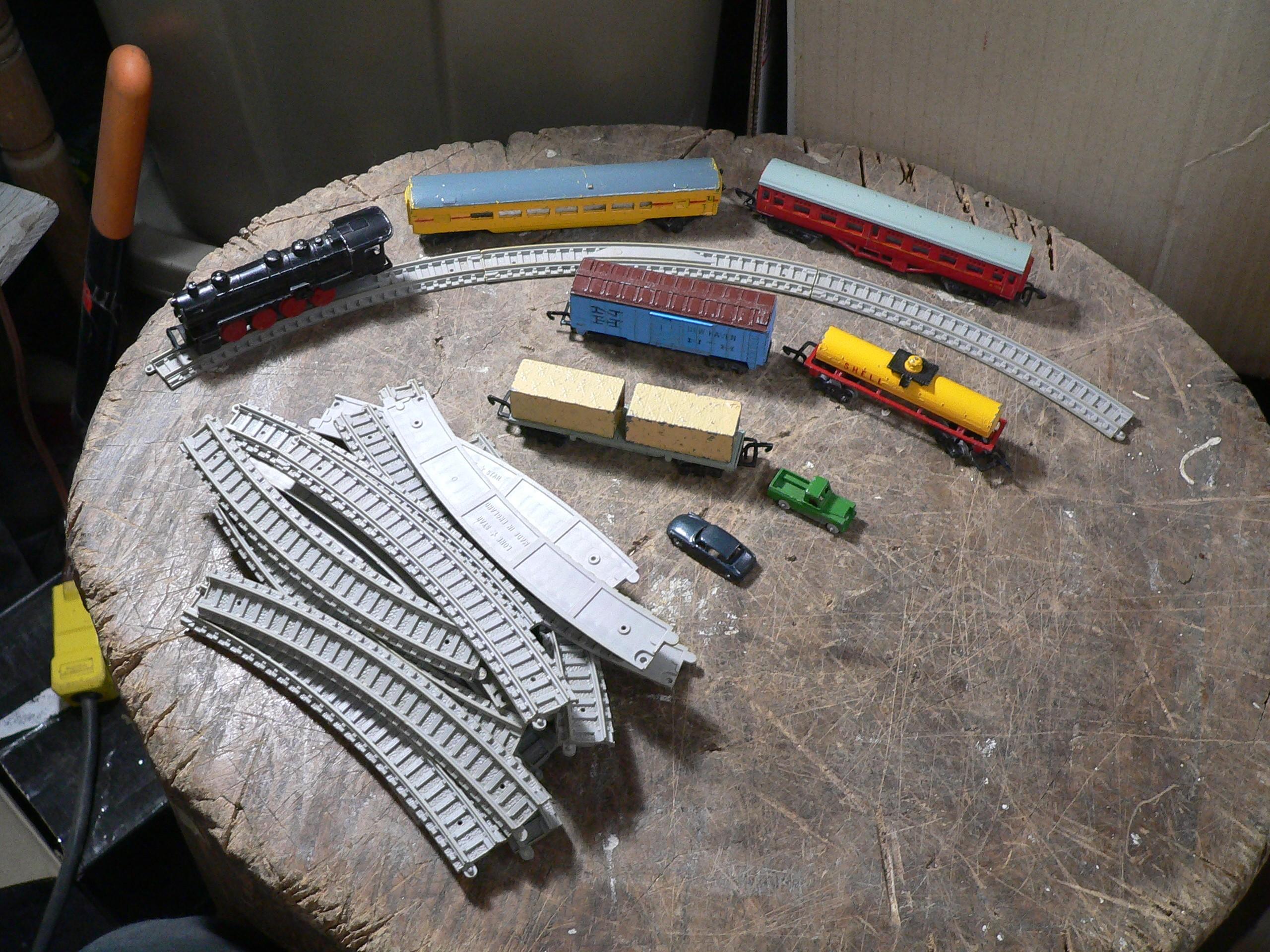 Petit train lone star # 8506.5
